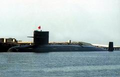 Photo:Type 093 Nuclear-Powered Attack Submarine
